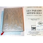 Charles Baudelaire Les paradis artificiels Editions d'art Jean de Bonnot 1984