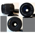 Objectif  CANON EF 38'76 mm Canon Zoom INC auto manuel