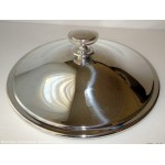 Superbe soupiere, marque SAMBONET en metal nickel-argente Silverplated